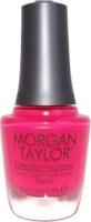 morgan taylor professional nail lacquer hip hot coral 15ml cosmetics makeup