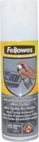 fellowes non flammable mini turbo air duster can 100ml school supply