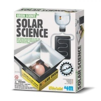 4m green science solar learning toy
