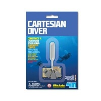 4m kidz labs cartesian diver learning toy