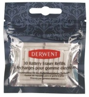 derwent replacement erasers for battery operated eraser art supply