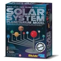 4m kidz labs solar system planetarium model learning toy