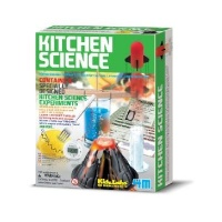 4m kidz labs kitchen science learning toy
