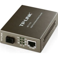 tp link 10100mbps wdm media converter networking