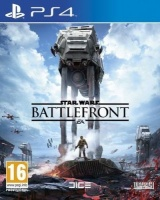 star wars battlefront playstation 4 blu ray disc other game