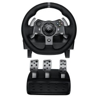 logitech g920 one paddle shifters game controller