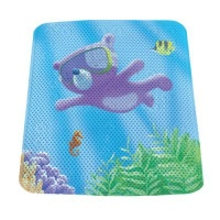 clevabath shower mat under the sea bath potty