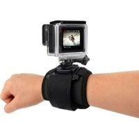 jivo go gear cuff gopro wrist mount tripod