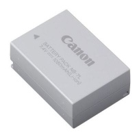canon nb 7l lithium ion pack 1050mah battery