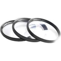hoya close up lens filter set 124 72mm camera filter
