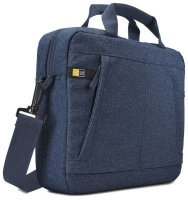 case logic huxton briefcase for 133 notebooks blue computer