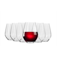 maxwell williams stemless red wine glasses set of 6 540ml water coolers filter