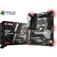 msi x299tomahawkac motherboard