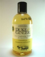 duke and ginger 2 in 1 shampoo vanilla 250ml furniture bed