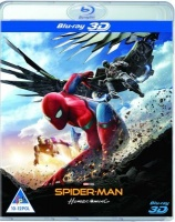 Spider Man Homecoming 2D 3D