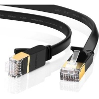 ugreen 11261 networking cable 2 m cat7 uftp stp black 2m computer
