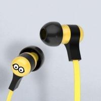 tribe epw12101 minions tom headphones earphone
