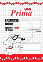 prima scholastic speckled exercise book a4 10mm 72 pages other