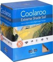 coolaroo extreme shade sail right angle triangle 36x36x5m pools hot tubs sauna