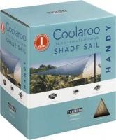 coolaroo handy shade sail 36m triangle pools hot tubs sauna