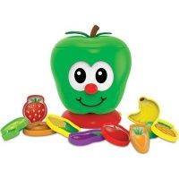 apple the learning journey sort and learn baby toy