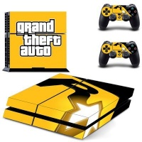 skin nit decal for ps4 grand theft auto rockstar ps4 accessory
