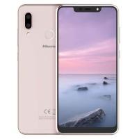 hisense infinity h12 blush cell phone