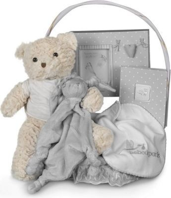 Photo of BebedeParis Memories Essential Baby Gift Basket