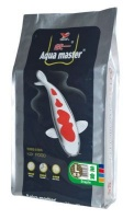 aqua master koi food staple large pellets 10kg dog