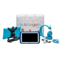 bubblegum bgumtabblu tablet pc