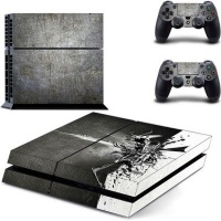skin nit decal for ps4 metal design 2019 ps4 console