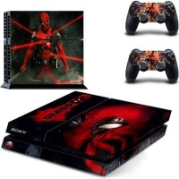 skin nit decal for ps4 deadpool 2019 ps4 console