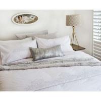 bella linen arabella duvet set queen 230x200cm white bath towel