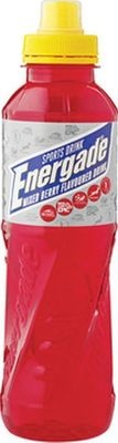 Energade Sports Drink Bottle Mixed Berry RTD