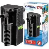 penn plax cascade 170 internal filter 170lhour