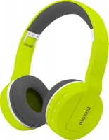 maxell mxh bt800 wireless on ear headphones with computer