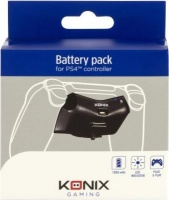 konix power pack for ps4 dualshock 4 controller ps4 accessory