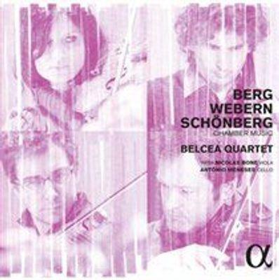 Photo of Berg/Webern/Schoenberg: Chamber Music