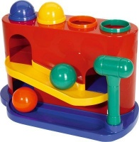 abc hammer bench baby toy