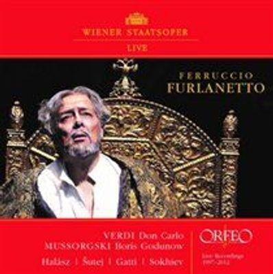 Photo of Ferruccio Furlanetto: Verdi - Don Carlo/...