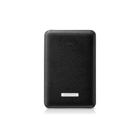 adata pv120 leather texture power bank with contours design