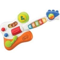 winfun little rock star guitar musical toy