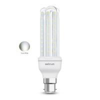astrum b22 k120 led corn light 12w cool white light bulb