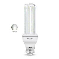 astrum e27 k120 led corn light 12w cool white light bulb