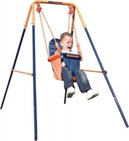 hedstrom toddler swing pram stroller