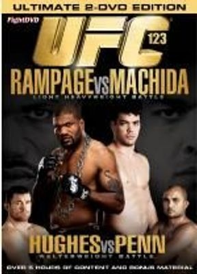 Photo of Ultimate Fighting Championship: 123 - Rampage Vs Machida