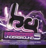hardcore underground boxed set music cd