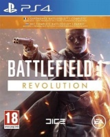 battlefield 1 revolution edition playstation 4 blu ray disc other game