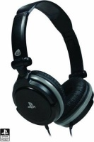 4gamers stereo gaming headset for ps4 and ps vita black ps4 accessory