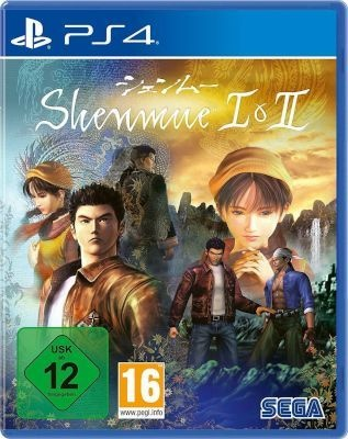 Photo of Shenmue I and 2 HD Remaster